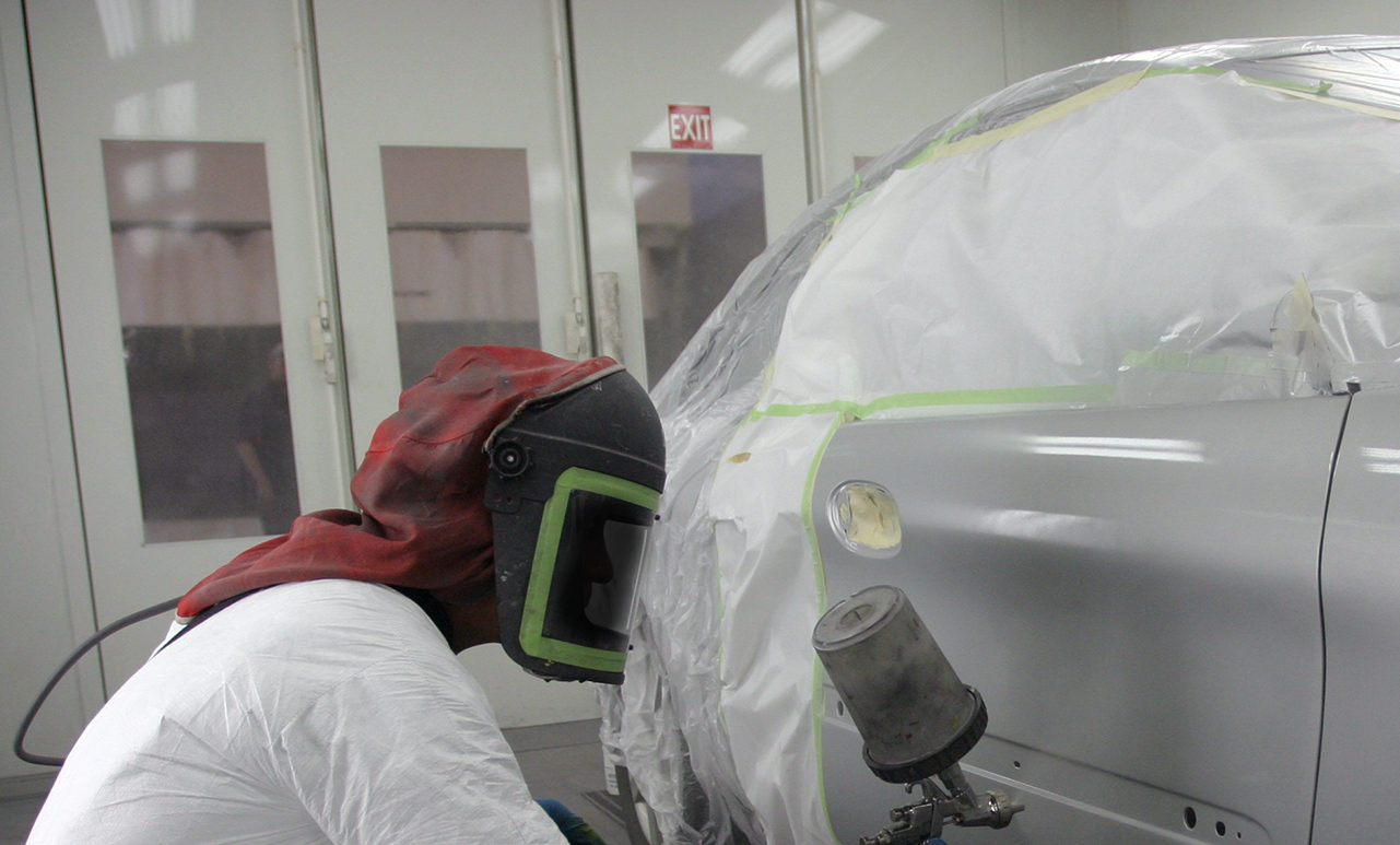 Premium Finishing Solutions With Marathon Spray Booths